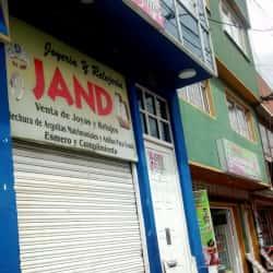Joyeria Y Relojeria Jand en Bogotá