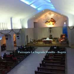 Iglesia La Sagrada Familia en Bogotá