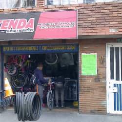 Almacen Y Taller Ciclo Pardo Ruiz en Bogotá