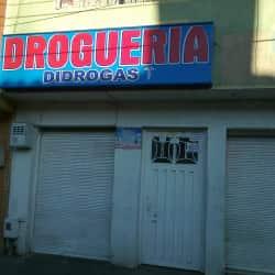 Droguería Didrogas en Bogotá