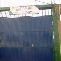 TFC Tecnicos Fabricantes De Carrocerias SAS en Bogotá