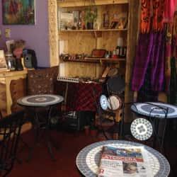 Café Agora en Santiago