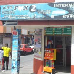 Arte Fox 2 en Bogotá