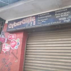 Cibercafe en Bogotá