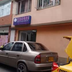 Tisores Peluqueria en Bogotá