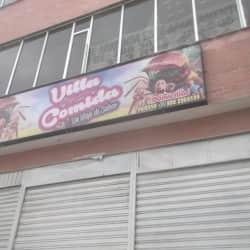 Villa Comida en Bogotá