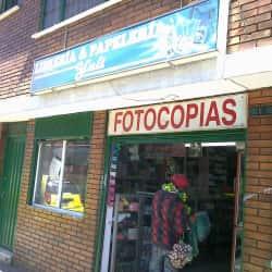 Librería y Papelería Yuli en Bogotá