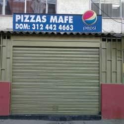 Pizzas Mafe en Bogotá