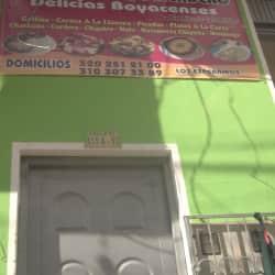 Asadero Piqueteadero Delicias Boyacenses en Bogotá