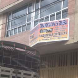 Gutti  Indumetalicas en Bogotá