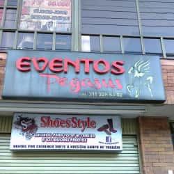 Eventos Pegasus en Bogotá