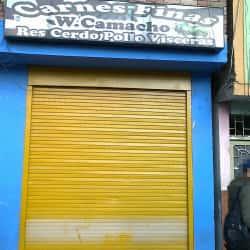 Carnes Finas W.Camacho en Bogotá