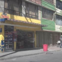 Tienda Calle 58C en Bogotá