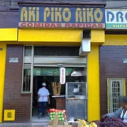 Aki Piko Riko en Bogotá
