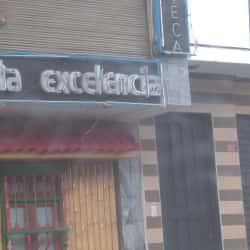 Bar La Excelencia  en Bogotá