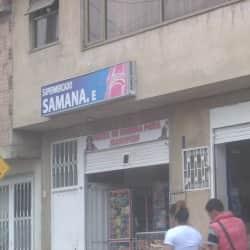 Supermercado Samana.E en Bogotá