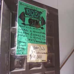 Rock Gym en Bogotá