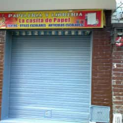 Papelería y Librería La Casita de Papel en Bogotá