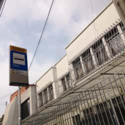 Paradero SITP Barrio Palermo - 529A00 en Bogotá