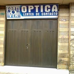 Óptica Fontiven en Bogotá