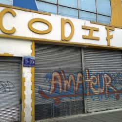 Centro Comercial Codif en Bogotá
