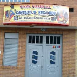 Casa Musical Cantautor Récords en Bogotá
