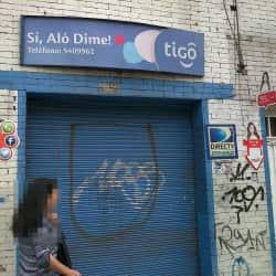Si Alo Dime! Tigo en Bogotá
