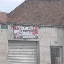 Tapiceria Y Pintura O.K en Bogotá