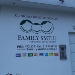 Clinicas Odontologicas Family Smile en Bogotá
