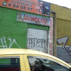 Químicos J.J LTDA en Bogotá