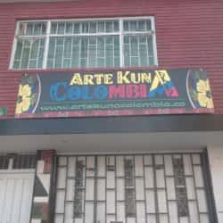 Arte Kuna Colombia en Bogotá