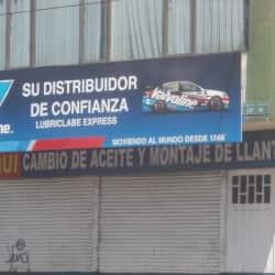 Valvoline en Bogotá