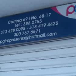 Pg Impresores  en Bogotá