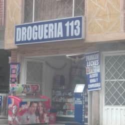 Drogueria 113 en Bogotá