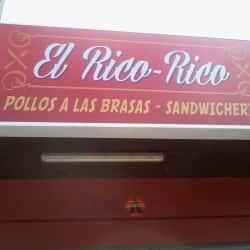 El Rico Rico en Santiago