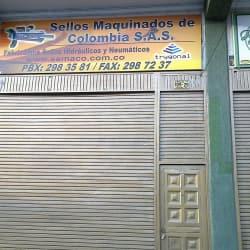 Sellos Maquinados De Colombia S.A.S en Bogotá