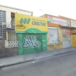 Tejas & Láminas Cristal Avenida Ferrocarril con 96G en Bogotá