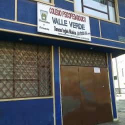 Colegio Psicopedagógico Valle Verde en Bogotá