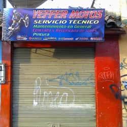 Yeffer Motos en Bogotá