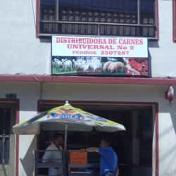 Distribuidora de Carnes Universal No 2 en Bogotá