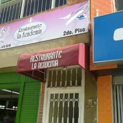Restaurante La Academia en Bogotá