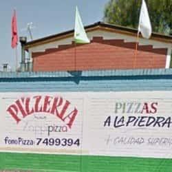Pizzeria Zappi Pizza en Santiago