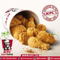 KFC Calle 100 en Bogotá