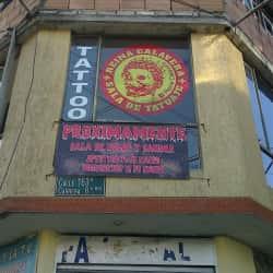 Sala De Tatuaje Reina Calavera en Bogotá