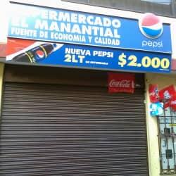 Supermercado El Manantial en Bogotá