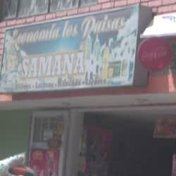 Economia Los Paisas Samana en Bogotá