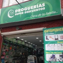 Droguerias Super Descuentos Chia en Bogotá