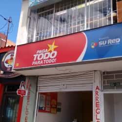 La Aguja Dorada en Bogotá