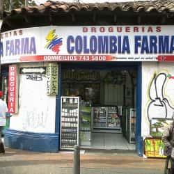 Droguerias Colombia Farma Calle 18 en Bogotá