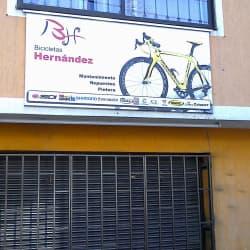 Bicicletas Hernández en Bogotá
